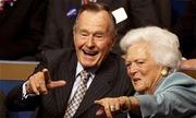 Sức khỏe cuối đời cố Tổng thống Bush 'cha' giảm nhanh sau khi vợ mất