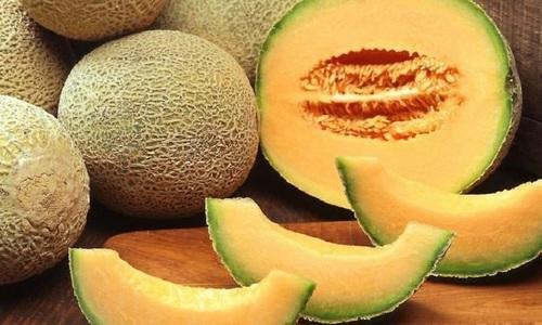 Món ăn giải nhiệt vị thuốc từ quả dưa gang