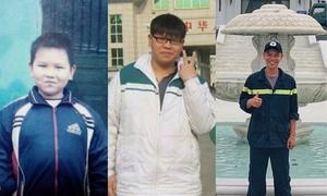 Chàng béo chạy bộ giảm 34 kg