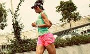 Người phụ nữ đảo giờ ngủ để chinh phục hơn 50 giải marathon