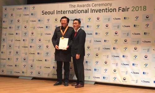 Phần mềm quản lý y tế của nhóm bác sĩ Việt giành cúp vàng ở Hàn Quốc