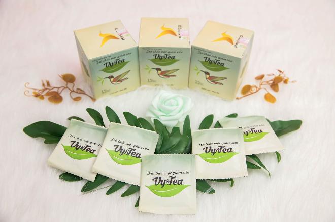 Ngoài tác dụng giảm cân, Vy Tea còn giúp người dùng duy trì làn da săn chắc, tươi trẻ.
