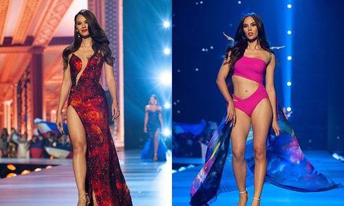 2 tháng giảm cân tiến tới ngôi vị Hoa hậu Hoàn vũ 2018 của người đẹp Philippines