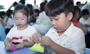 Góp 30.000 đồng mỗi cánh hạc giấy giúp trẻ dị tật