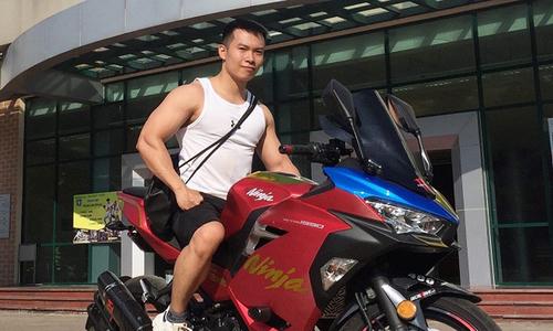 8 năm theo đuổi gym giúp chàng trai cai nghiện game thành công