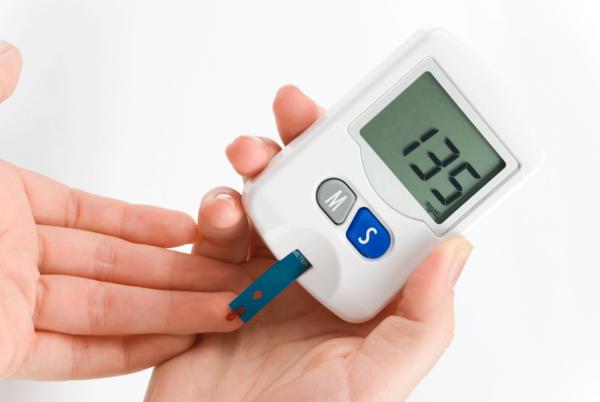 Liên đoàn Đái tháo đường Quốc tế khuyến cáo chỉ số đường huyết nêngiữ dưới 135 mg/dl sau khi ăn. Ảnh: Health