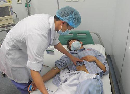 Viêm màng não là bệnh ly ngủ hiểm, dễ lay lan nhưng người dân có thể chủ động phòng ngừa. Ảnh: