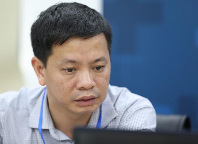 Bác sĩ Nguyễn Bá Đăng từ Bộ Y tế trả lời câu hỏi của độc giả.