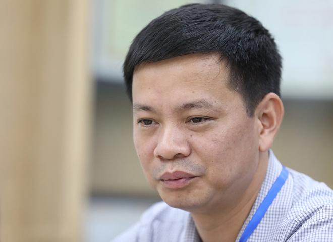 Bác sĩ Nguyễn Bá Đăng.
