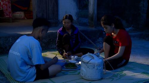 Gia đình Cao Thị Lan.