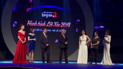 Cao Thị Lan khiến người thân, người tham dự Gala tỏa sáng chương trình Hành trình lột xác bất ngờ về diện mạo mới.