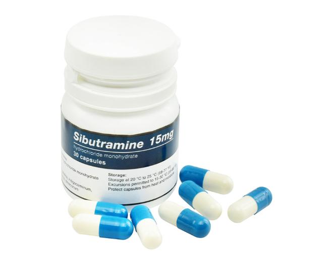 Lưu ý khi sử dụng sản phẩm giảm cân có Sibutramine