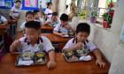 Thực đơn dinh dưỡng cho học sinh tiểu học bán trú Bà Rịa - Vũng Tàu