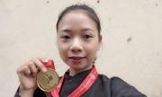 Nữ võ sĩ được huấn luyện gian khổ từ 11 tuổi
