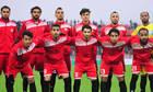 Cầu thủ Yemen yếu thể lực bởi đói nghèo