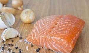 Lợi ích sức khỏe của cá hồi