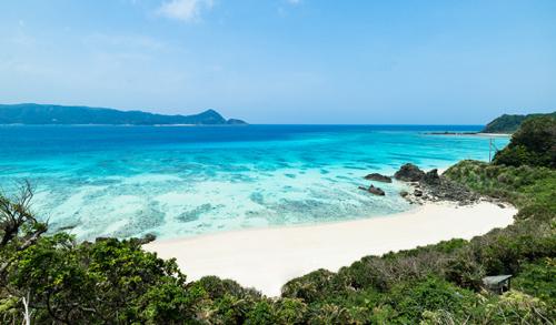 Hòn đảo yên bình Okinawa của nhật bản