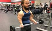 Chàng trai cao 1,2 m tập gym để tìm động lực sống