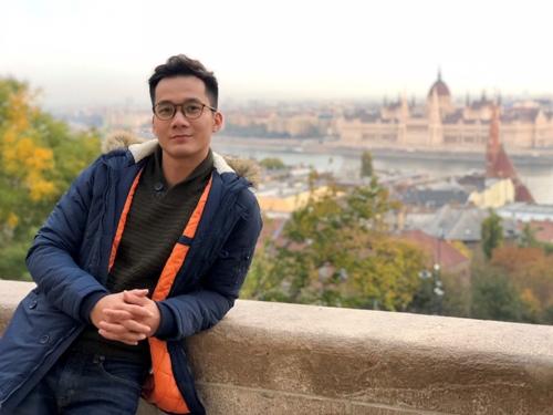Mạnh Tuấn yêu thích du lịch và đã đặt chân đến 40 đất nước. Ảnh: C.K
