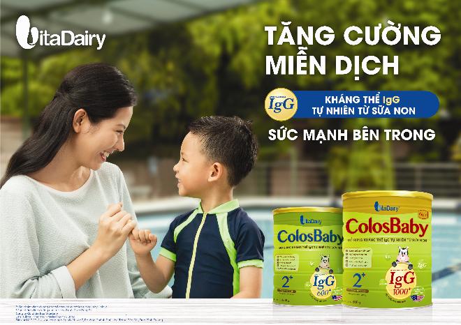 Sữa non quan trọng thế nào đối với hệ miễn dịch của trẻ?  - 1