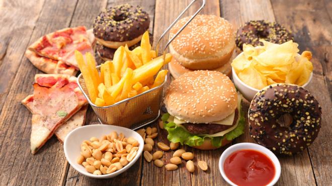Các loại thực phẩm siêu chế biến thông dụng. Ảnh: Thinkstock