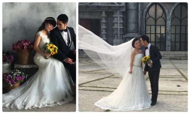 Sau 2 năm yêu nhau mặn nồng, tháng 1/2016 anh Quân và chị Phương (Hà Nội) quyết định về chung một nhà.