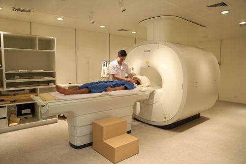 Hệ thống chụp cộng hưởng từ 1.5T của Philips giúp các bác sĩ tại BVĐK Phương Đông ra quyết định chẩn đoán tự tin, chính xác