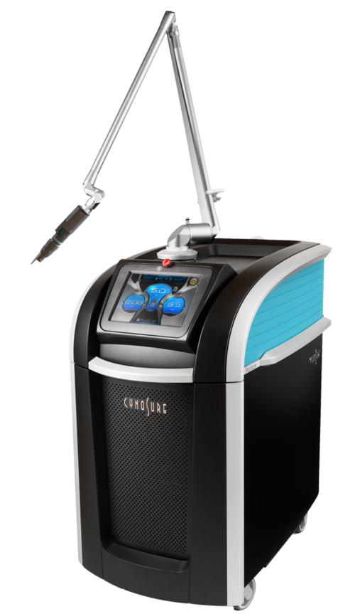 Công nghệ laser Picosure.