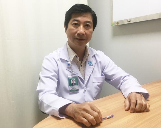 Bác sĩ hơn 20 năm chữa bệnh khó nói của phụ nữ