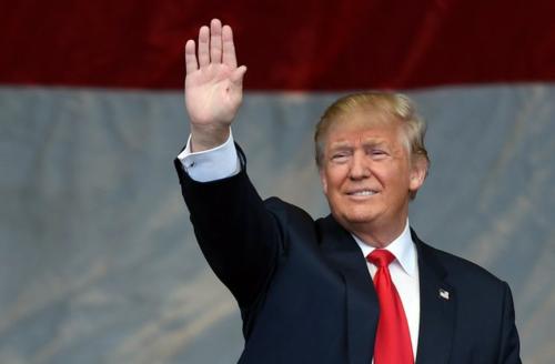 Tổng thống Mỹ Donald Trump. Ảnh: US News & World Report.