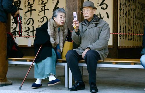 Nhật Bản là một trong những quốc gia có tuổi thọ cao trên thế giới.