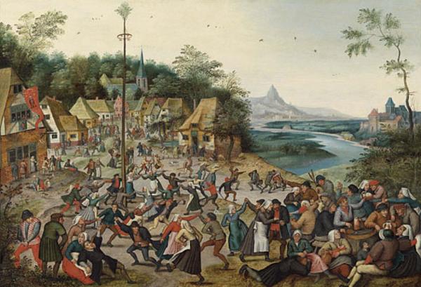 Thảm kịch nhảy múa đến chết trong lịch sử loài người