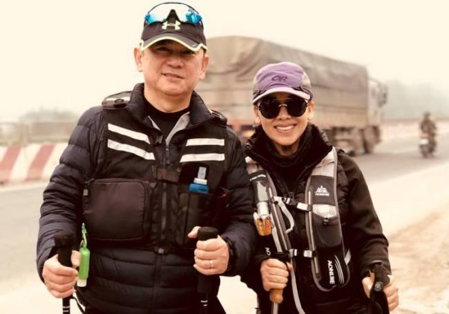 Vợ chồng ông Dean Nguyễn và bà Katherine Nguyễn. Ảnh: Nhân vật cung cấp.