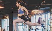 Cô gái sở hữu vòng eo 57 cm nhờ tập gym