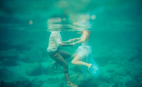 Image result for Nguy cơ khi ân ái trong môi trường nước