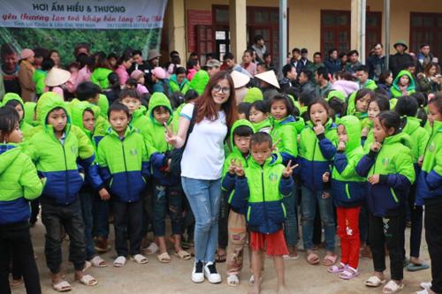 Lisa Nguyễn và quỹ Children Are Innocent đã giành lại sự sống cho hàng trăm bệnh nhi nghèo mắc bệnh.