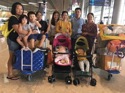 Người phụ nữ gốc Việt xây dựng quỹ để giúp đỡ bệnh nhi nghèo - 1