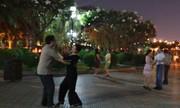 Người Sài Gòn khiêu vũ mỗi tối ở công viên