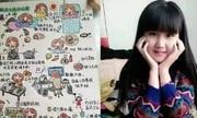 Cuốn nhật ký bằng tranh đầy lạc quan của cô gái ung thư