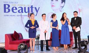 Sự kiện 'Quyền năng sắc đẹp' của Ngọc Dung thu hút 400 người tham gia