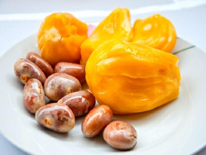 Hạt mít có thể luộc, nướng hoặc sấy khô để ăn. Ảnh: Boldsky