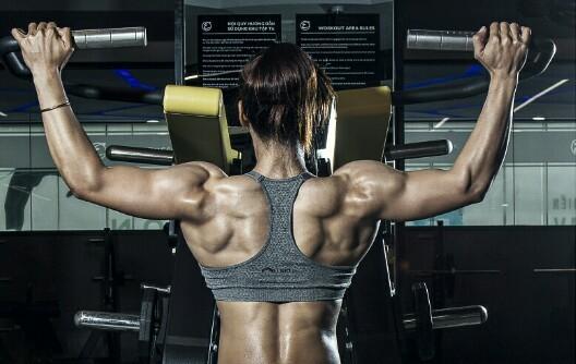 Theo Tâm, tập luyện giúp cô khỏe mạnh và yêu đời hơn. Ảnh: Nhân vật cung cấp.