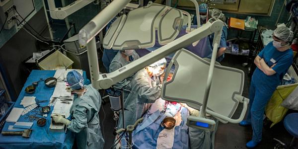 Ca ghép tử cung này là lần đầu tiên thực hiện tại Pháp. Ảnh: Teller Report