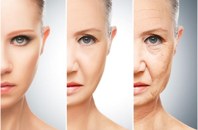 Khi phụ nữ bước vào độ tuổi 30, lượng collagen giảm đi 1% mỗi năm