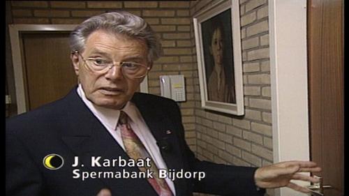 Bác sĩ Karbaat có ít nhất 49 người con. Ảnh: Omroep Brabant.