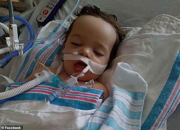 Cậu bé đã qua cơn nguy kịch nhưng đường thở vẫn sẽ bị ảnh hưởng về sau.
