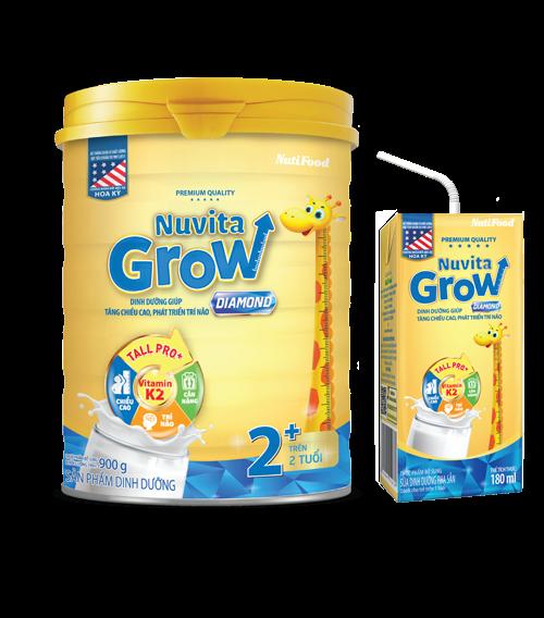 Ba chất dinh dưỡng hỗ trợ trẻ phát triển chiều cao - 2