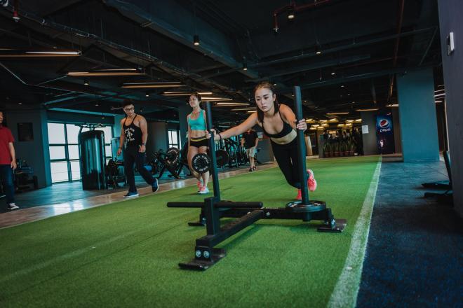 Tập gym đúng cách để cơ thể khỏe đẹp - 1