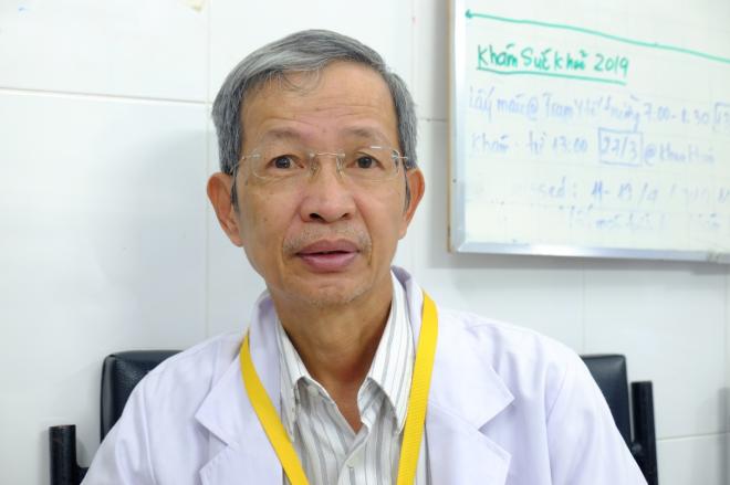 Tiến sĩ, Bác sĩ Ngô Tích Linh.