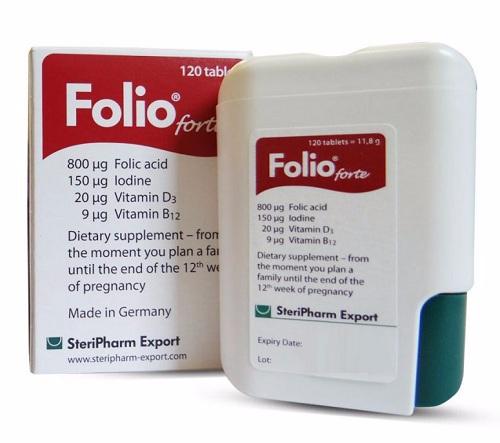 Tại sao phụ nữ mang thai cần bổ sung axit folic - 1